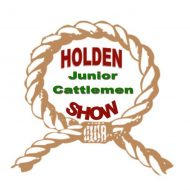 Holden Jr Cattle Show